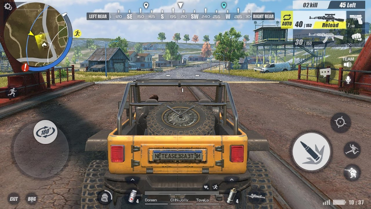 RULES OF SURVIVAL 1.112938.112950 Screen 6