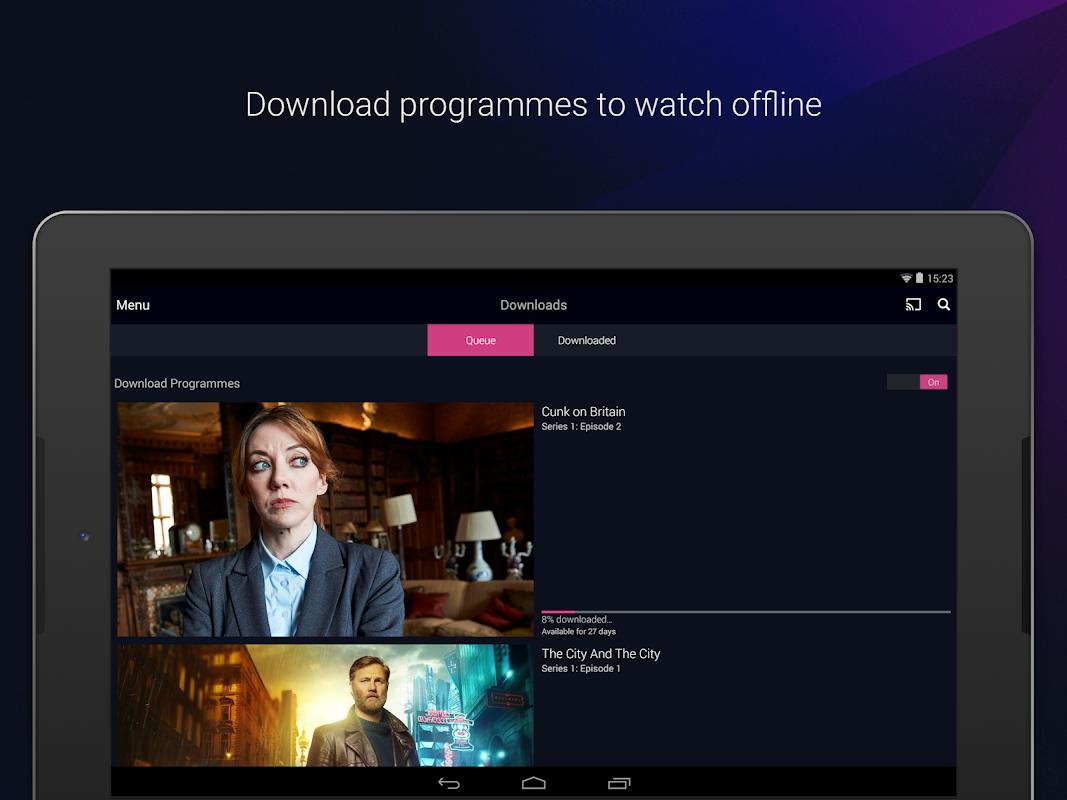 Android BBC iPlayer Screen 12