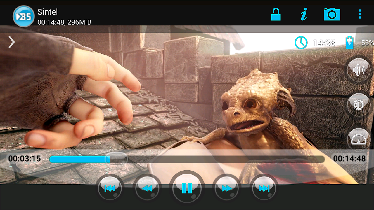Android BSPlayer Screen 19