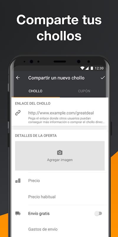 Android Chollometro – Chollos, Black Friday, ofertas Screen 8