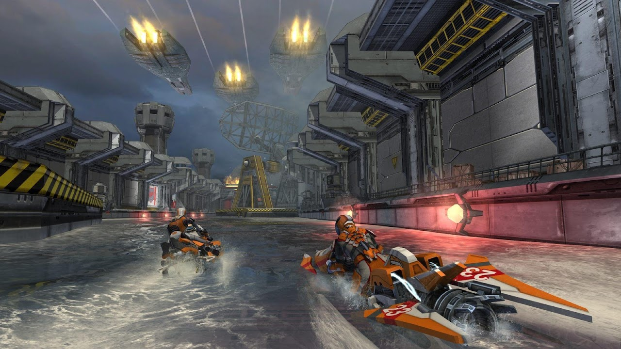 Riptide GP: Renegade 1.2.1 Screen 2