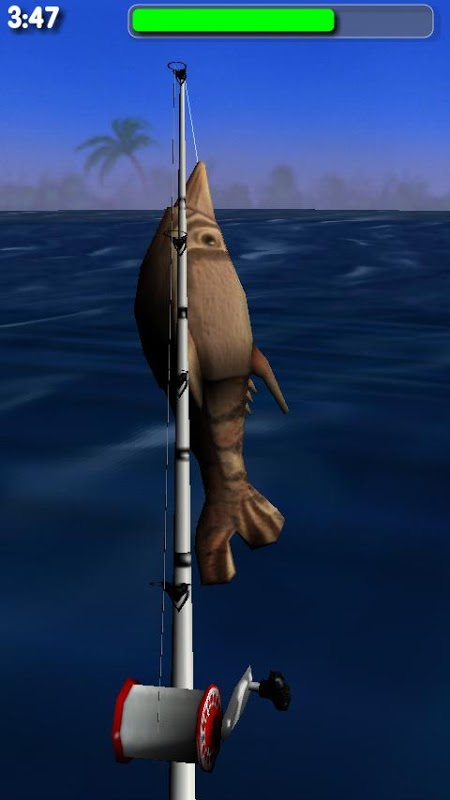 Big Dino Fishing 3D 1.02 Screen 7