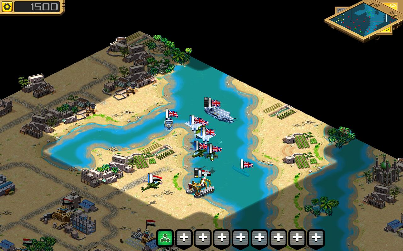 Desert Stormfront 1.0.1 Screen 10