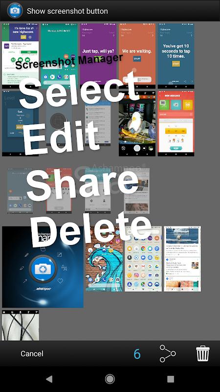 Android Screenshot Snap Screen 12