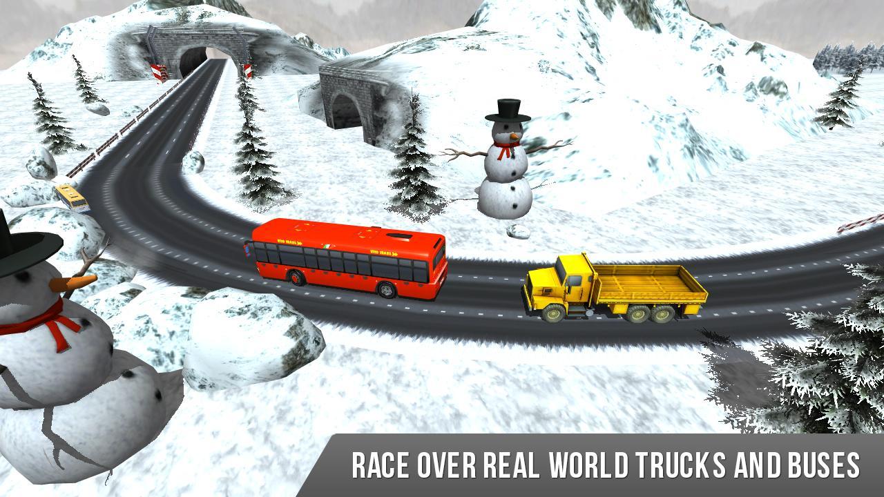 Truck Vs Bus Racing 1.4 Screen 1