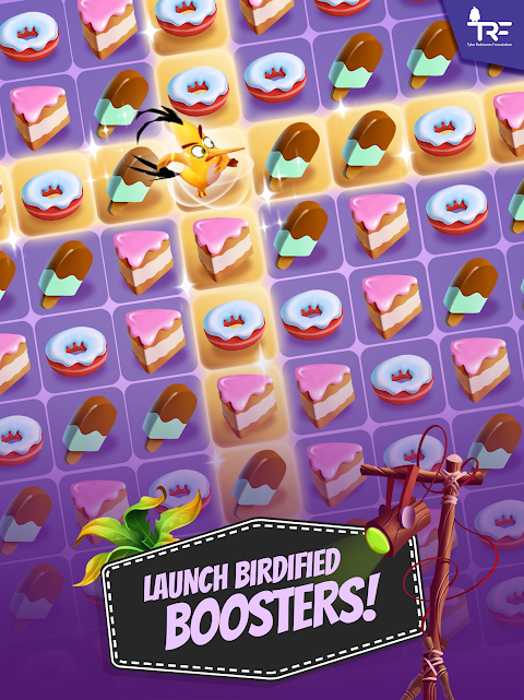 Android Angry Birds Match Screen 10