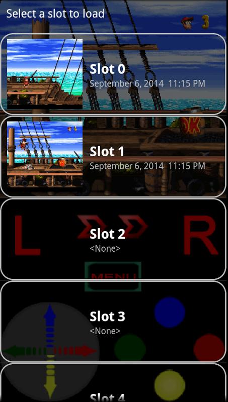 CyaSNES Lite (SNES Emulator) 1.0.5 Screen 5