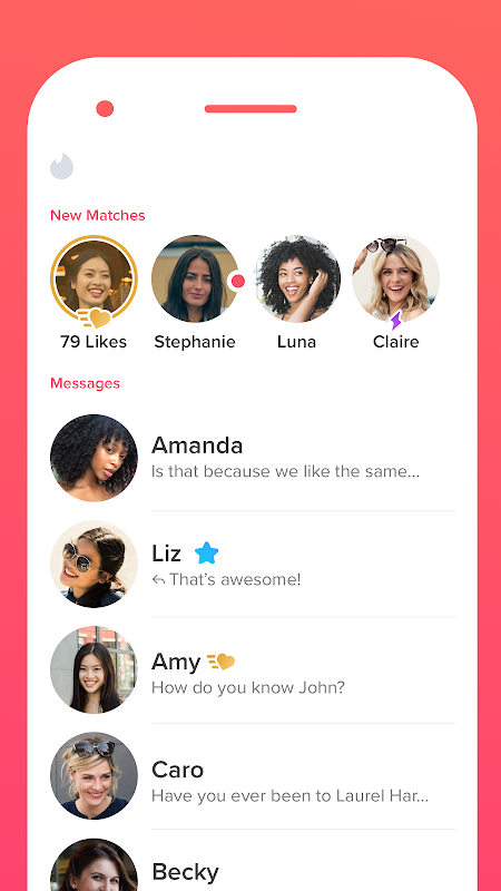 Tinder 10.1.0 Screen 3