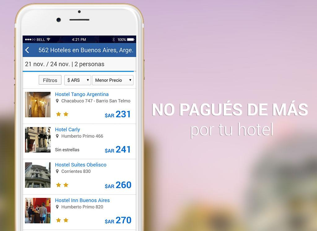 Android Turismocity Vuelos Baratos Screen 9