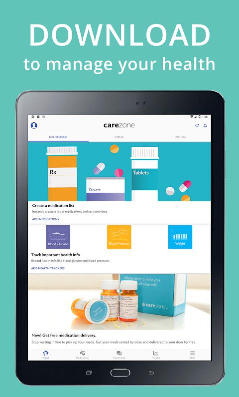 CareZone 8.0.4.1 (flagship) Screen 9