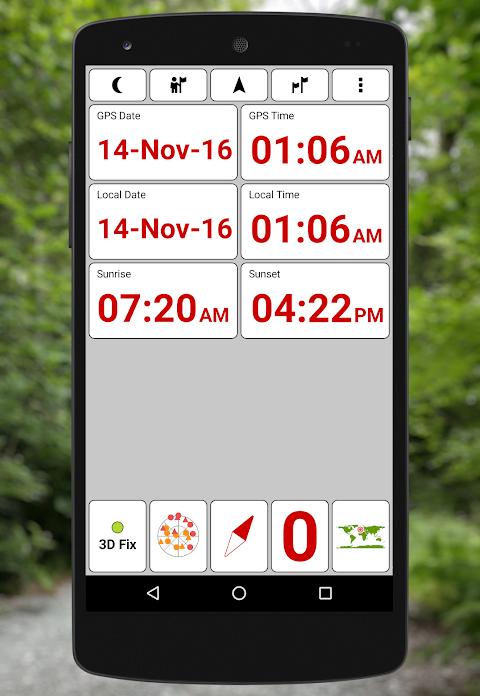 GPS Test 1.5.8 Screen 6