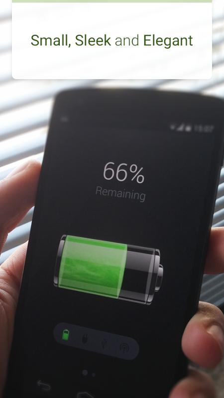 Battery 3.3 Screen 9