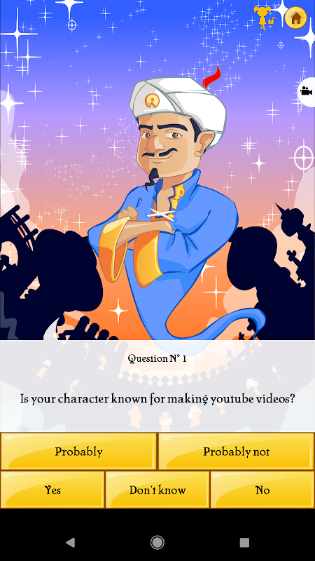 Akinator the Genie FREE 6.6.00 Screen 4