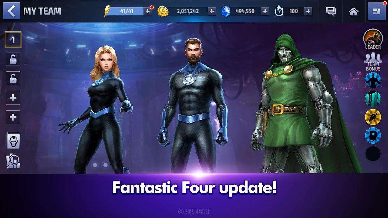 MARVEL Future Fight 4.7.1 Screen 7