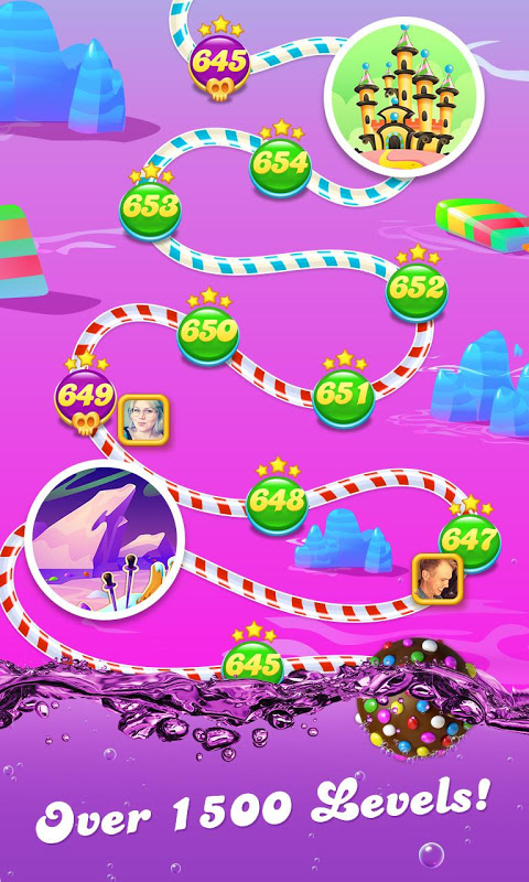 Android Candy Crush Soda Saga Screen 8