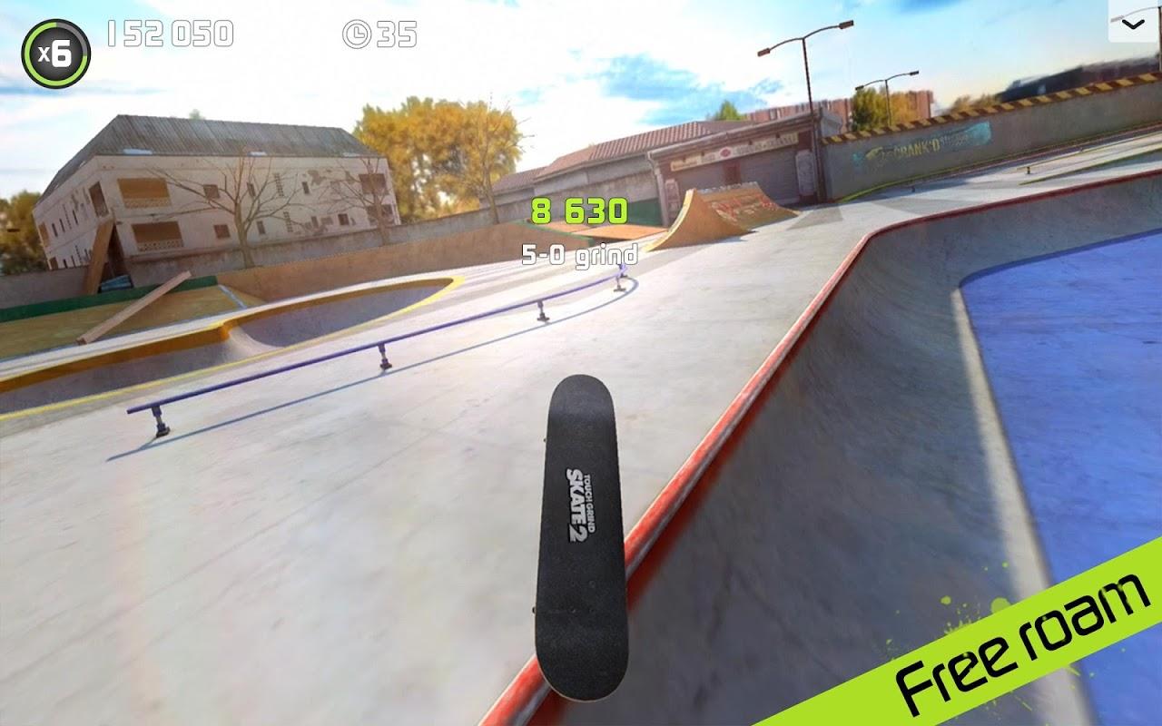 Touchgrind Skate 2 1.28 Screen 1