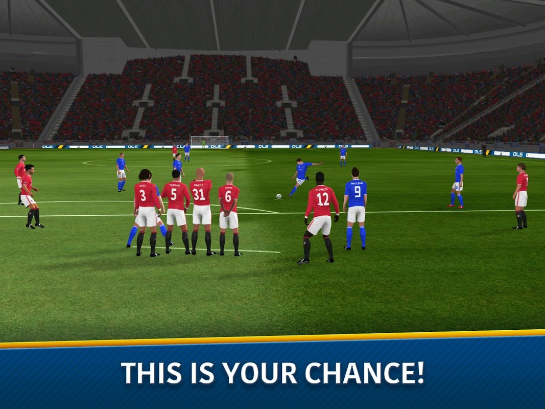 Dream League Soccer 2017 5.063 Screen 5