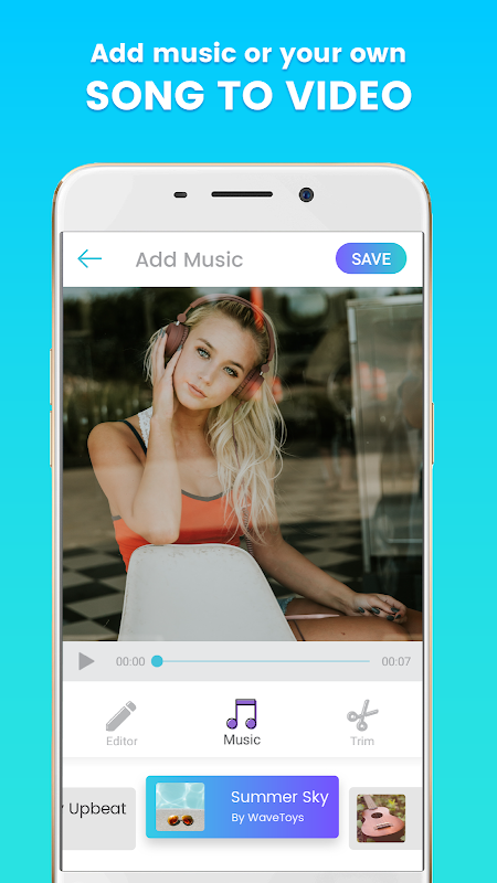 Android Kruso - Story Video Editor Screen 4