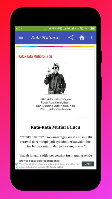 Kumpulan Kata Mutiara Motivasi Lengkap Apks Android Apk