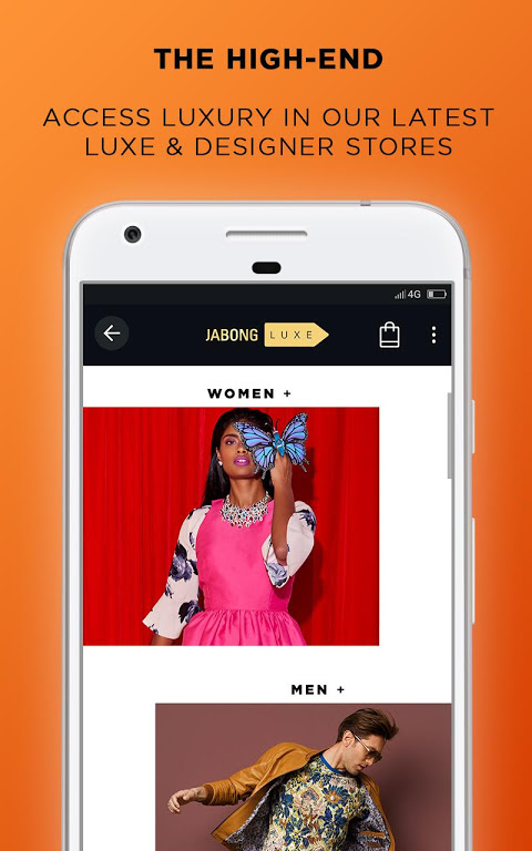Android Jabong Online Shopping App Screen 6
