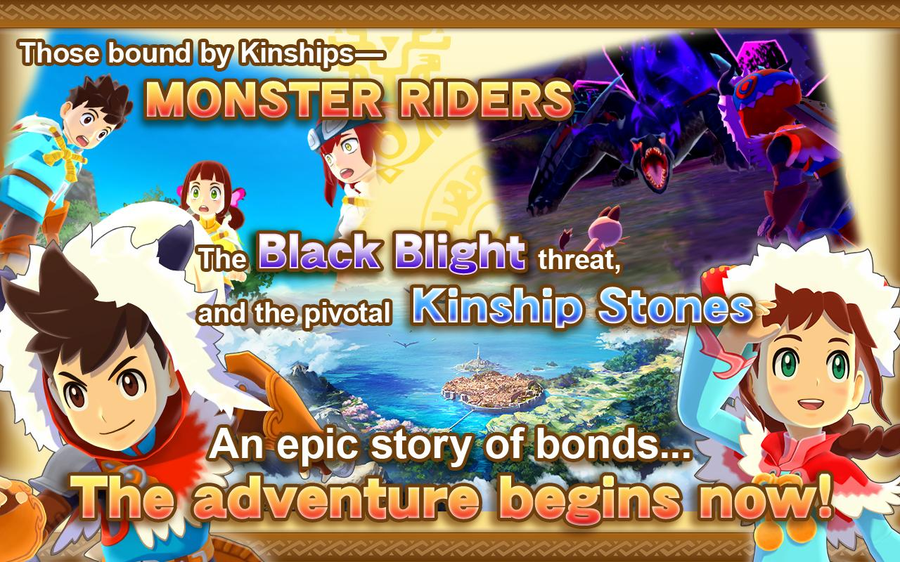 Monster Hunter Stories 1.0.0 Screen 1