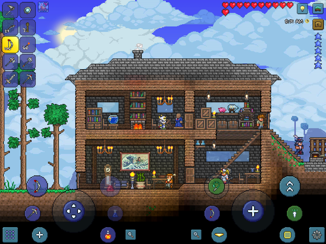 Android Terraria Screen 4