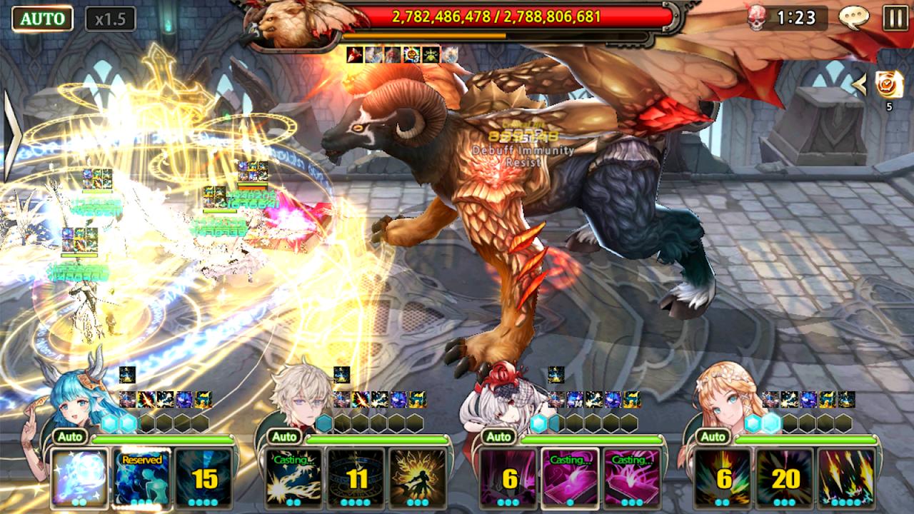King's Raid 3.52.6 Screen 5