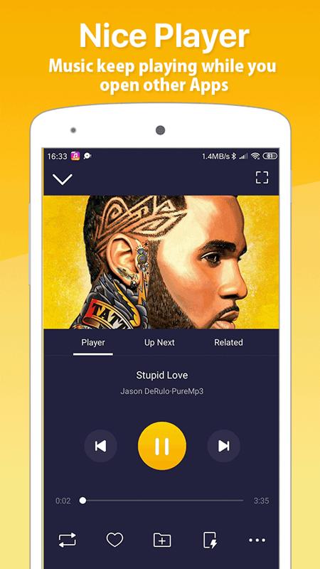 Free Music - MP3 downloader 0.5 Screen 1