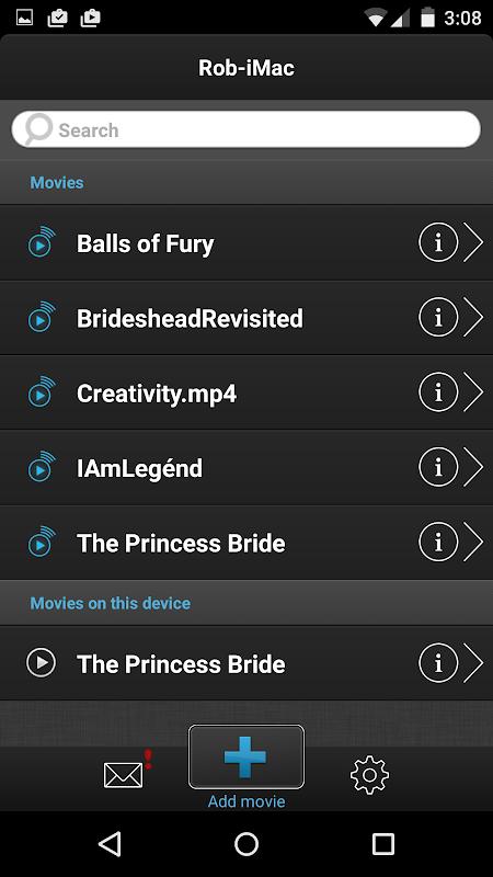 VLC Streamer Free 2.42 (3156) Screen 10
