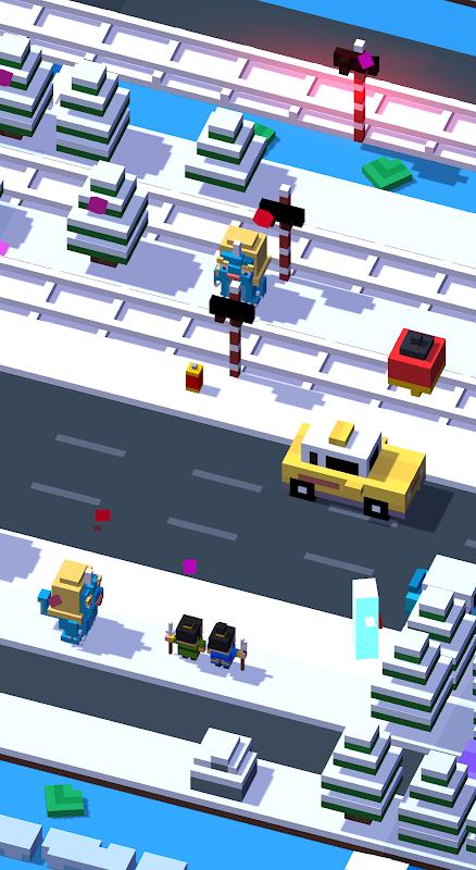 Crossy Road 3.3.0 Screen 1