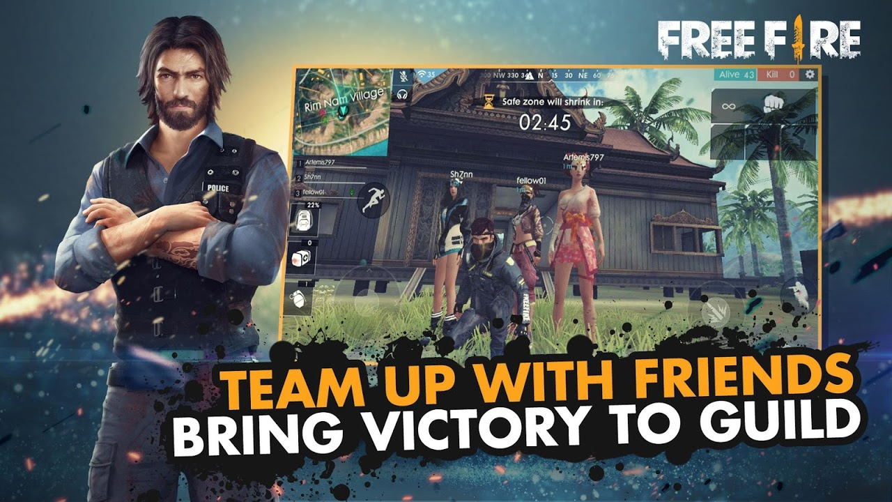 Garena Free Fire 1.21.0 Screen 6