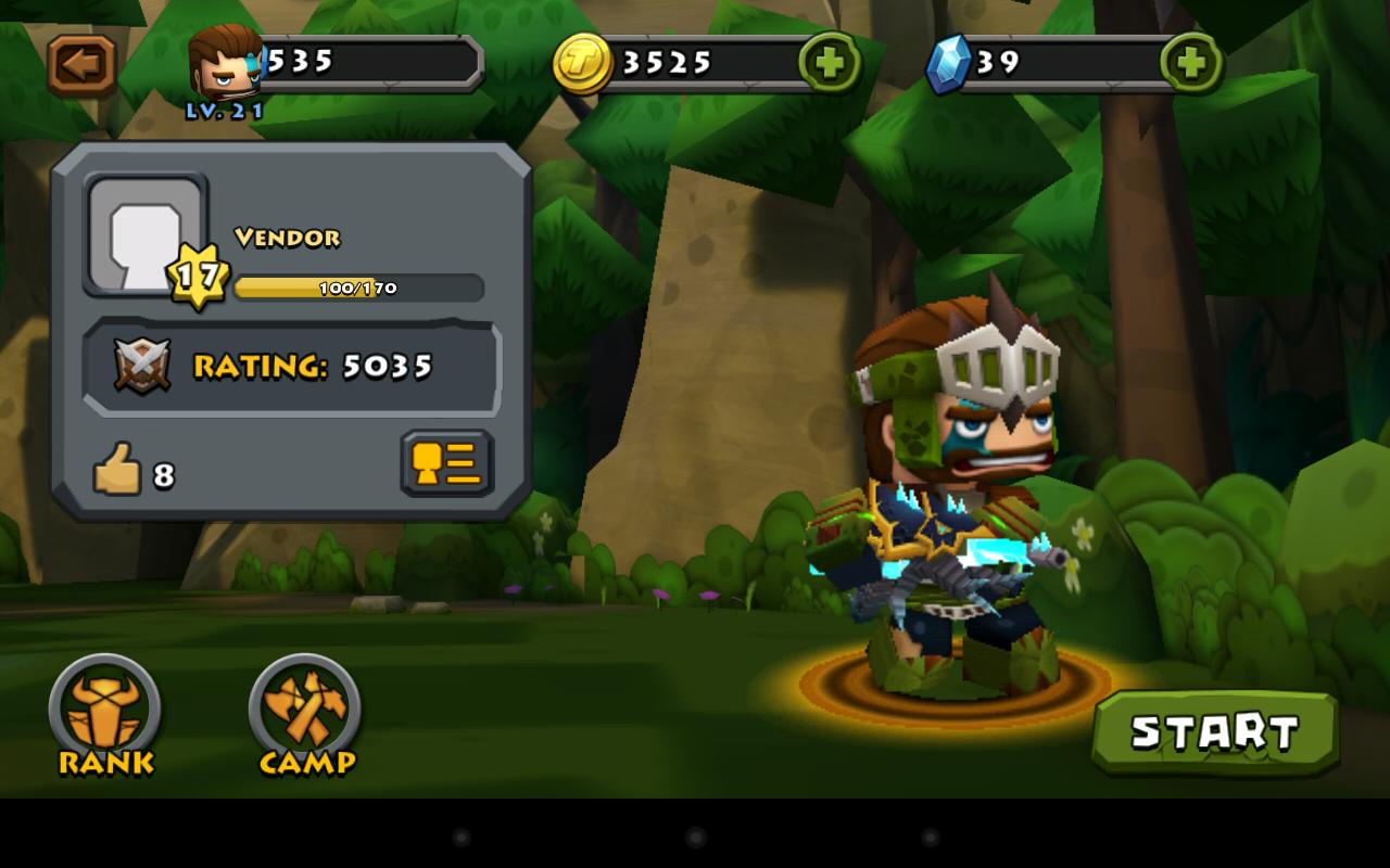 Android Call of Mini™ Dino Hunter Screen 14