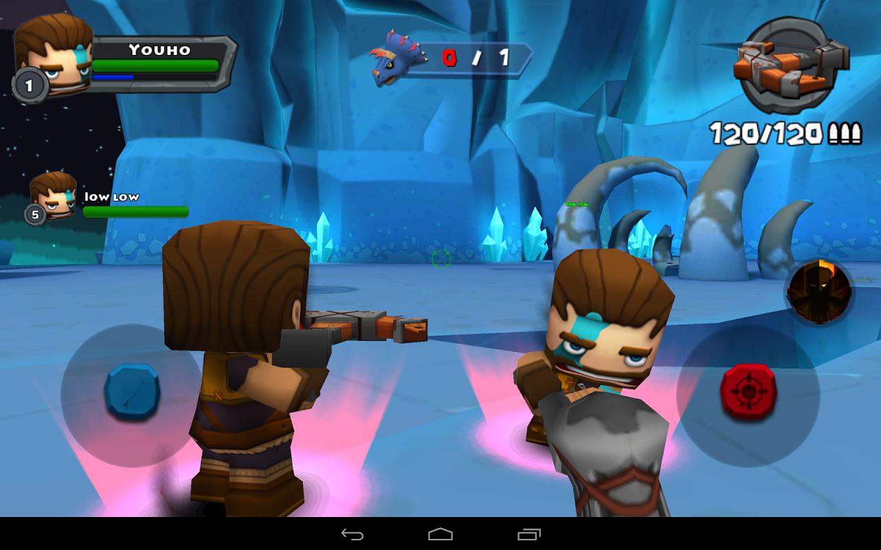 Android Call of Mini™ Dino Hunter Screen 7