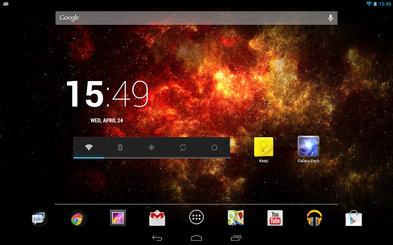 Galaxy Pack 1.9 Screen 10
