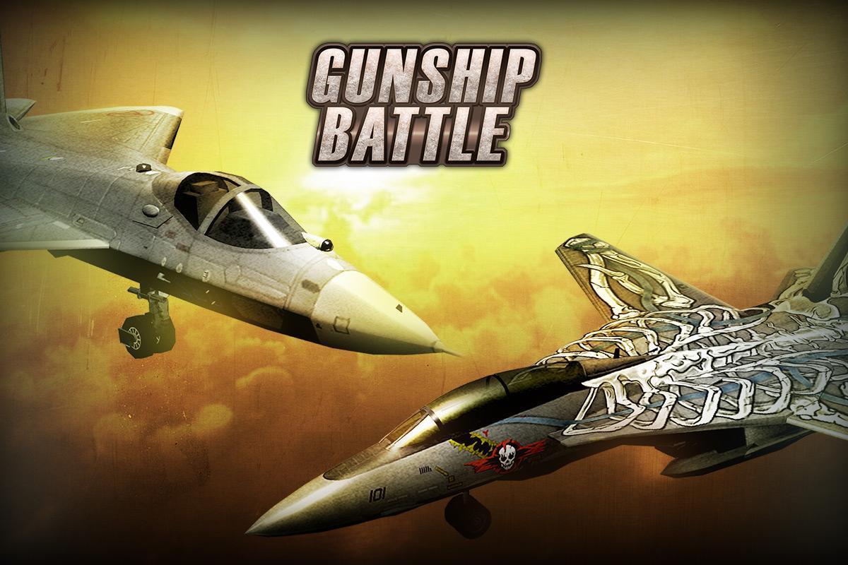 GUNSHIP BATTLE: Helicopter 3D 2.5.31 Screen 3