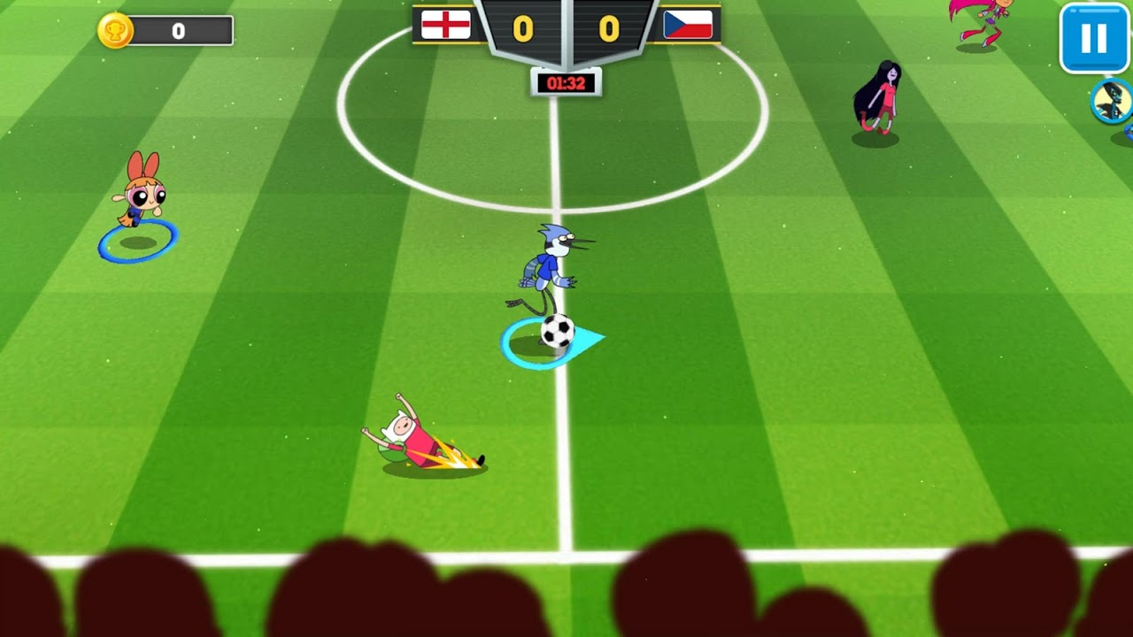 Toon Cup 2018 - Cartoon Network's Football Game 1.0.11 Screen 3