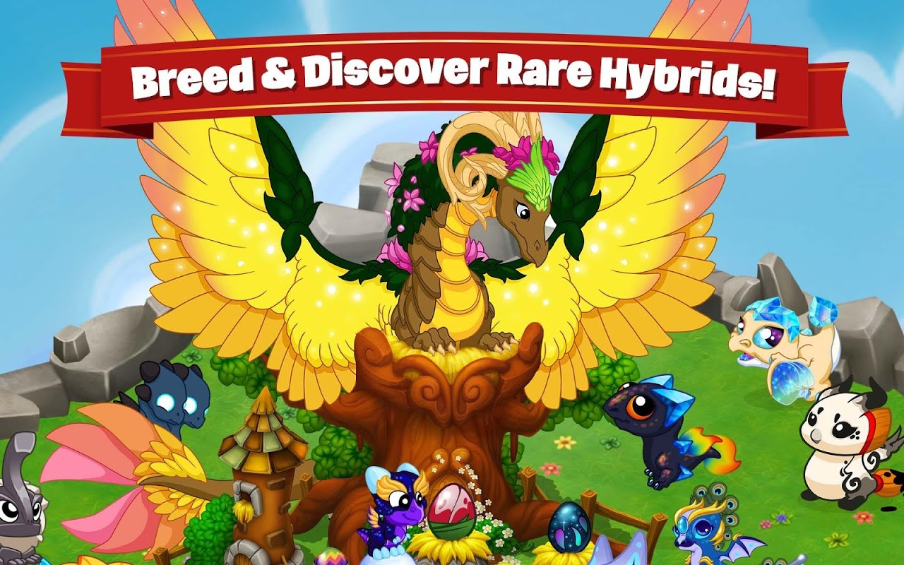 DragonVale 4.14.1 Screen 2