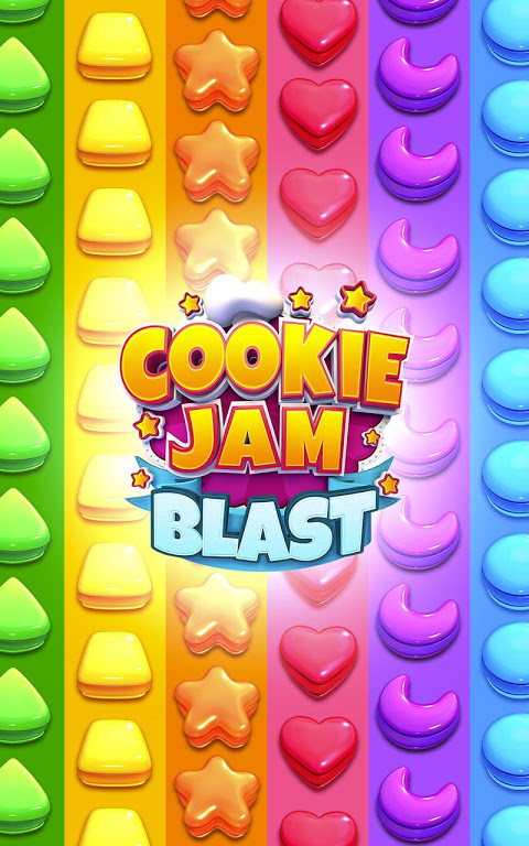Cookie Jam Blast - Match & Crush Puzzle 3.80.134 Screen 2
