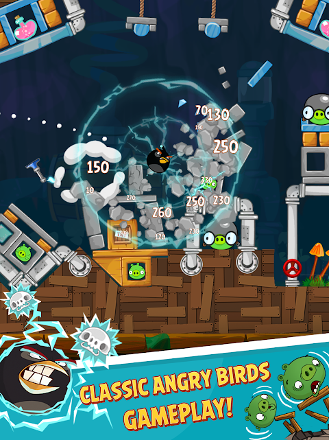 Android Angry Birds Screen 8