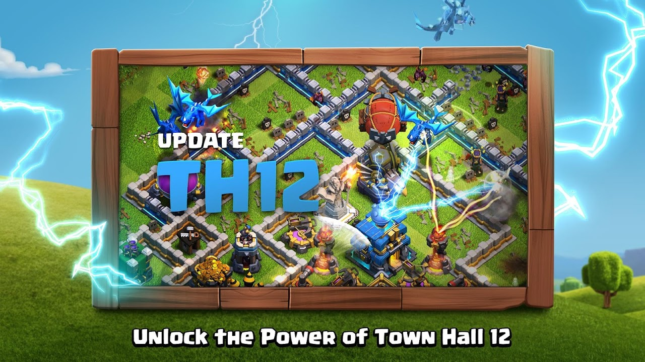 Clash of Clans 11.49.12 Screen 8