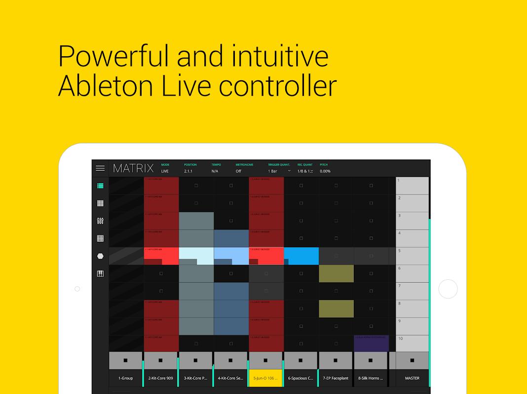 LK - Ableton & Midi Control APKs | Android APK