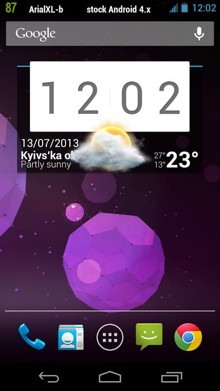 Android Battery Notifier Pro BT Screen 4