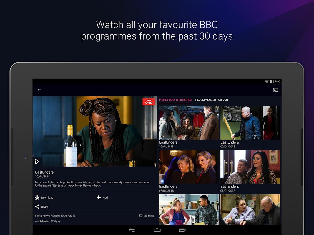 Android BBC iPlayer Screen 15