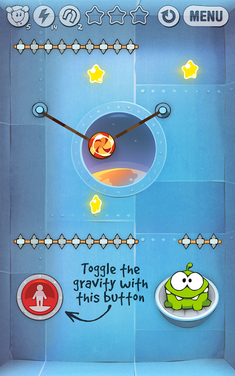 Android Cut the Rope FULL FREE Screen 9