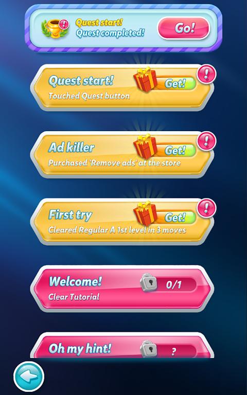 Android Block! Hexa Puzzle Screen 3