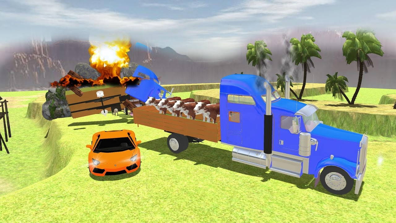 Hard Truck-King of the Road 1.1 Screen 1