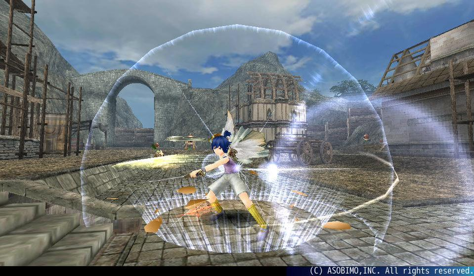 RPG Toram Online 3.2.51 Screen 2