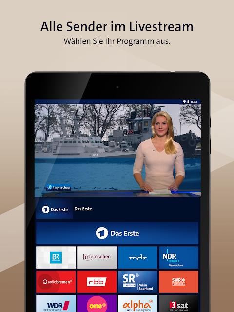 ARD Mediathek 7.6.0 Screen 6
