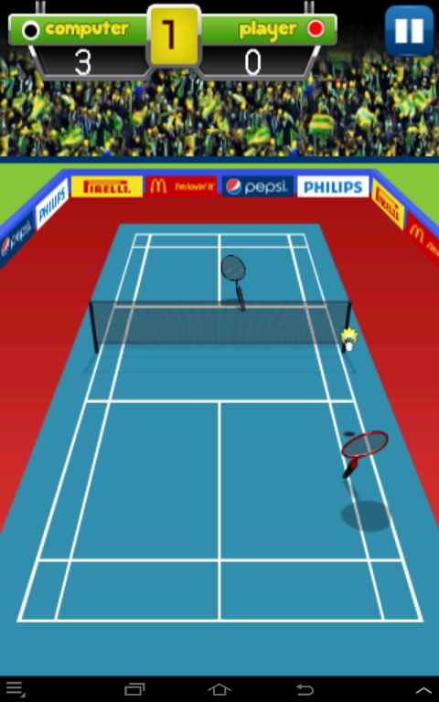 Android Badminton Champion Screen 4