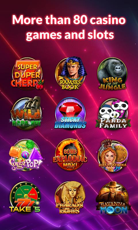 MyJackpot – Vegas Slot Machines & Casino Games 3.7.28 Screen 3